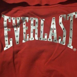 RARE Everlast track jacket S
